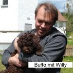 Buffo mit seinem Willy